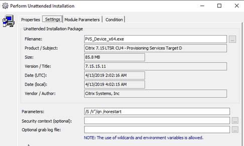 PVS image not booting 7 15 LTSR CU4 - Hang Loose ICT Consultancy